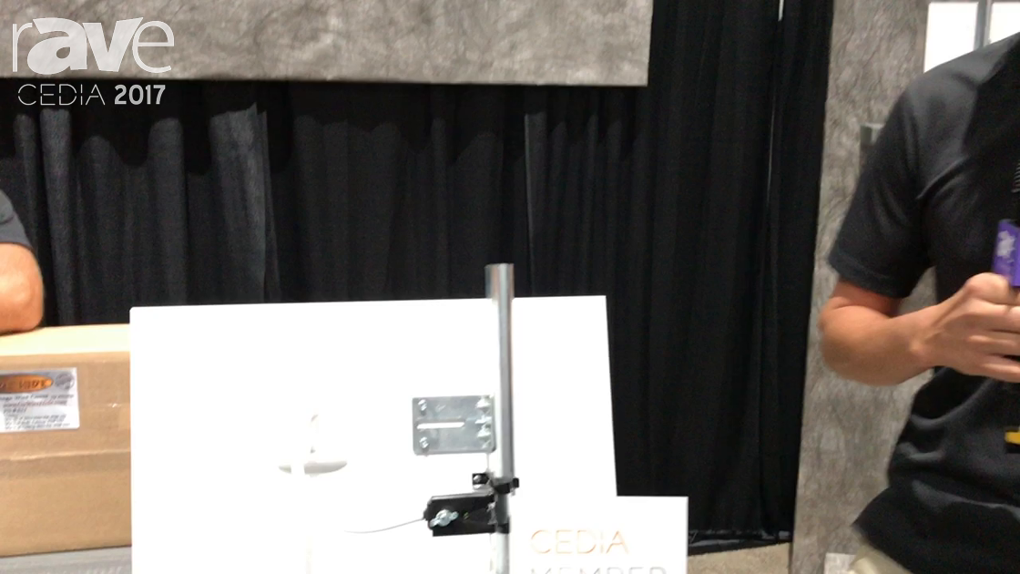 CEDIA 2017: Wire Hide Talks About Low Voltage Wire Cover Kit
