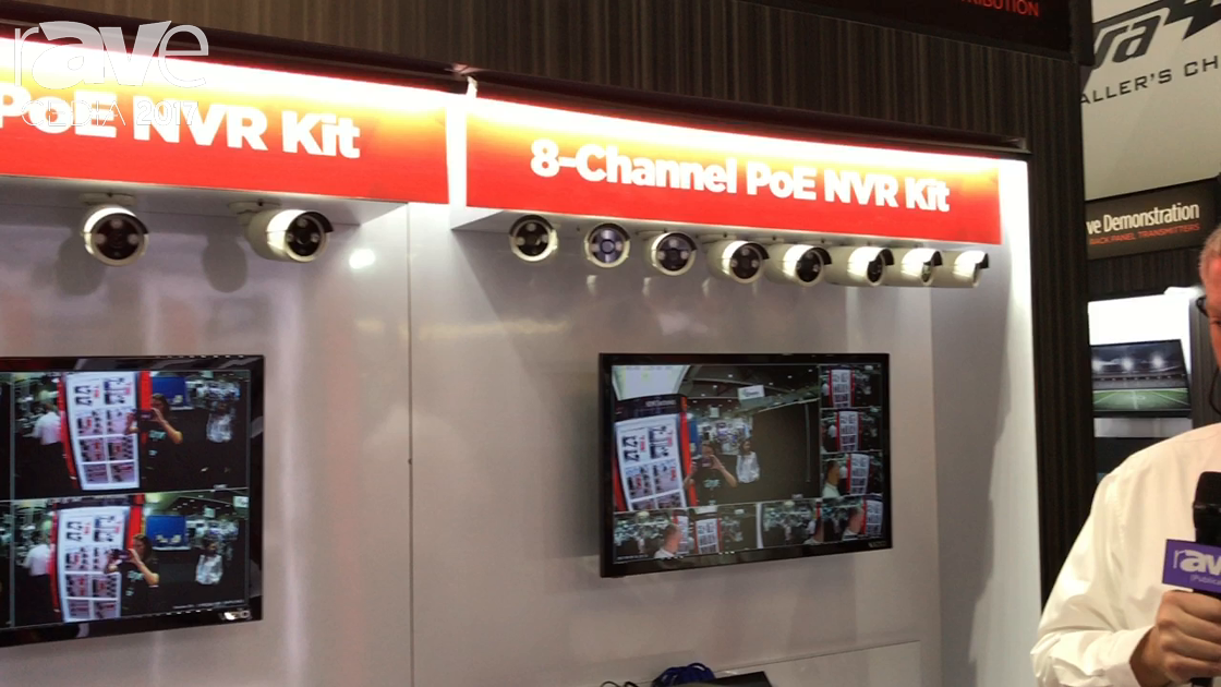 CEDIA 2017: Metra Home Theater Group Discusses 4-Channel NVR POE Kit