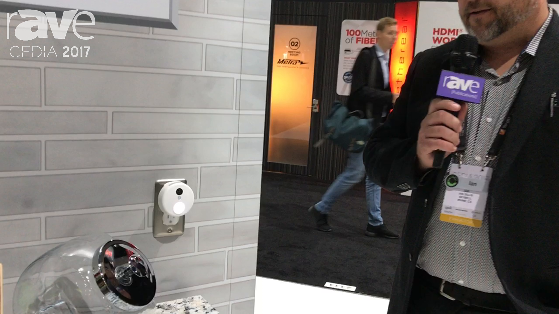 CEDIA 2017: SkyBell Shows Off SkyBell Guardian