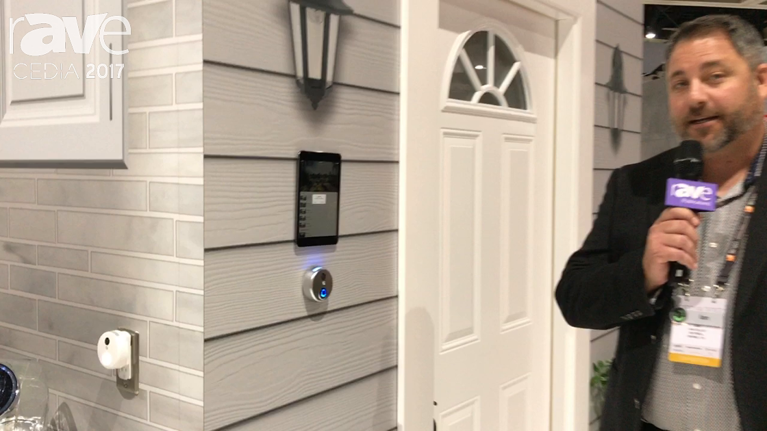 CEDIA 2017: SkyBell Talks About SkyBell HD Wi-Fi Video Doorbell