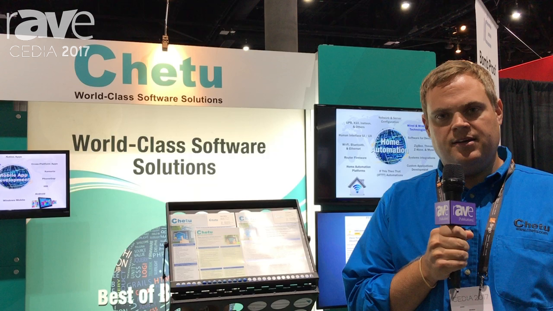 CEDIA 2017: Chetu Offers World-Class Software Solutions For AV Brands And Integrators