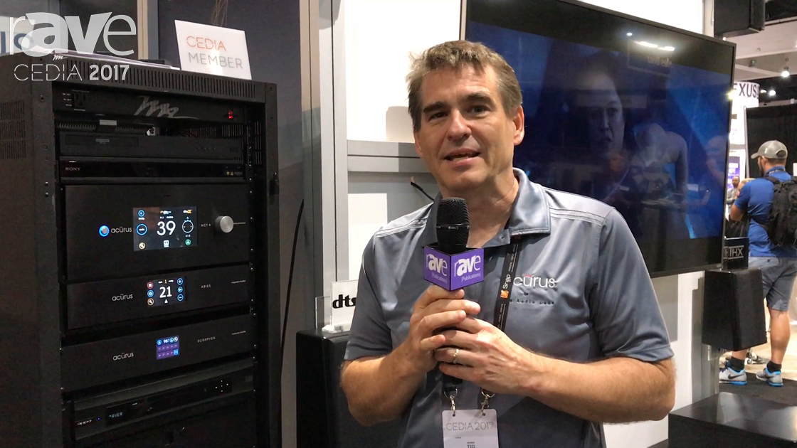 CEDIA 2017: Indy Audio Labs Features Act 4 Immersive Audio Processor