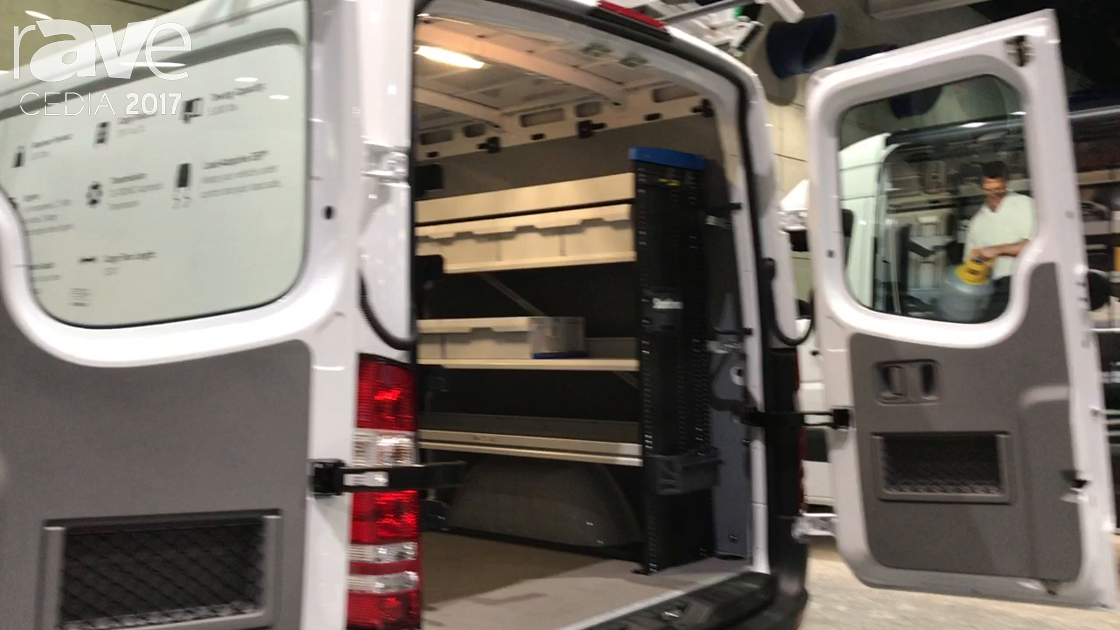 CEDIA 2017: Merecedes-Benz Highlights Sprinter Worker Cargo Van
