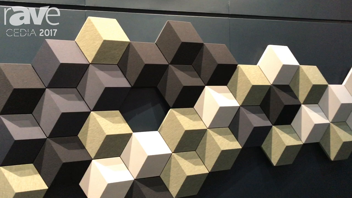 CEDIA 2017: Bang & Olufsen Talks BeoSound Shape Wall-Mounted Wireless Speaker System