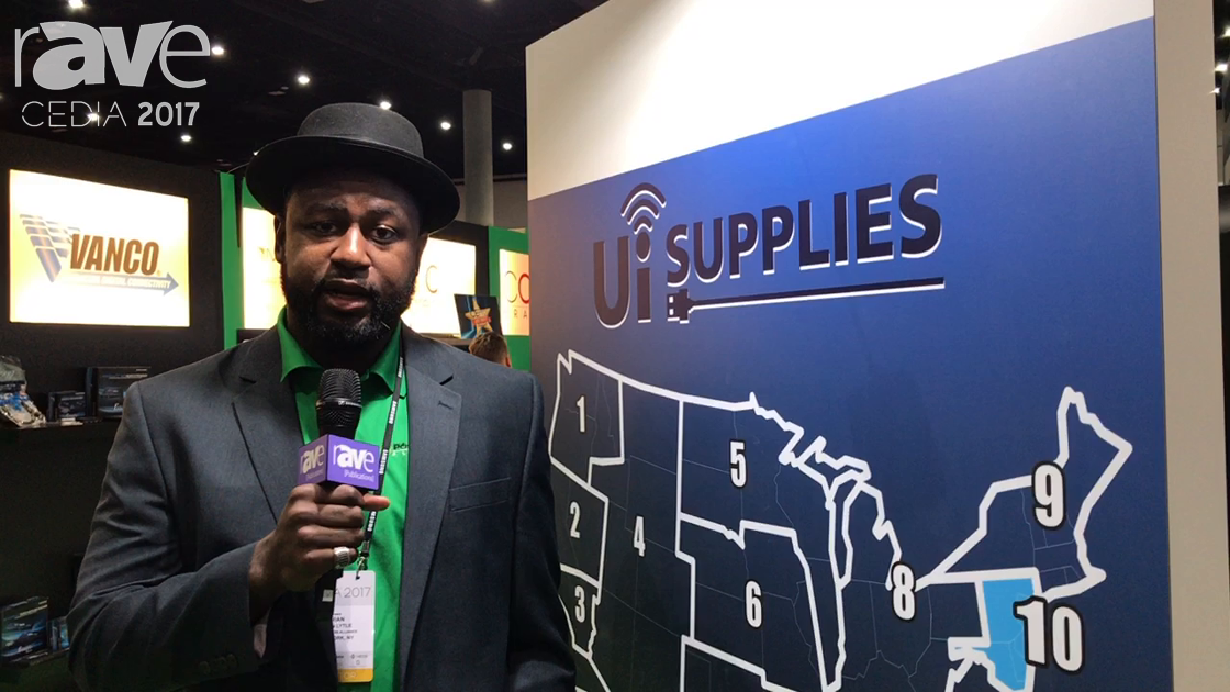 CEDIA 2017: UI Supplies Offers Service to the New York Market at the PowerHouse Alliance Booth