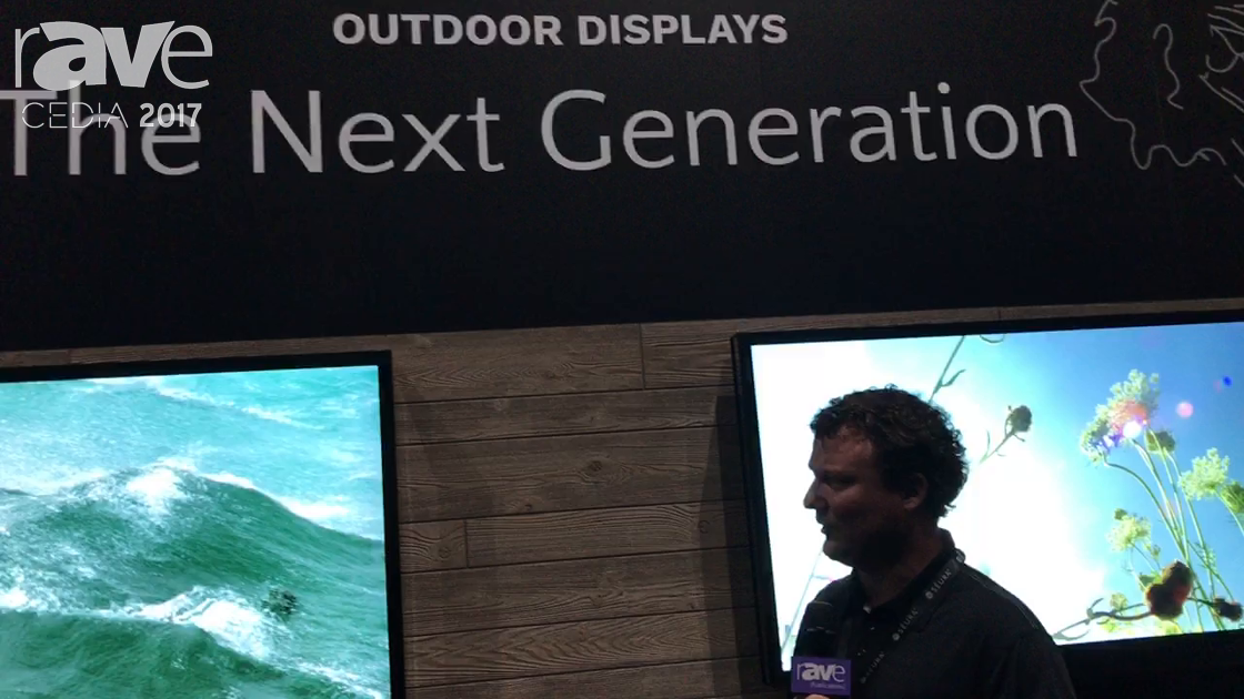 CEDIA 2017: Séura Talks Next Generation of Outdoor Weatherproof Displays