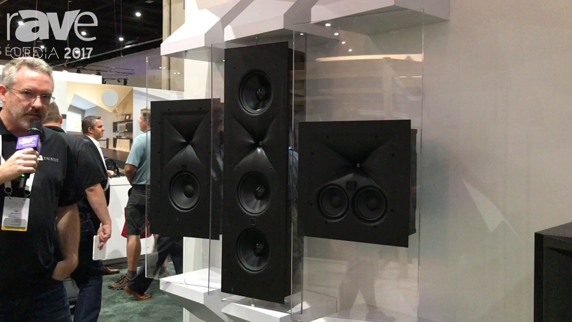CEDIA 2017: JBL Synthesis by HARMAN Showcases SCL2 Custom In-Wall Loudspeaker