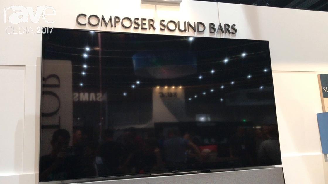 CEDIA 2017: Origin Acoustics Shows Line of Composer Sound Bars