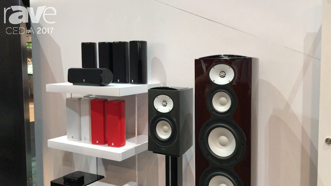 CEDIA 2017: Revel by HARMAN Presents Performa M126 BE and F228 BE Speakers