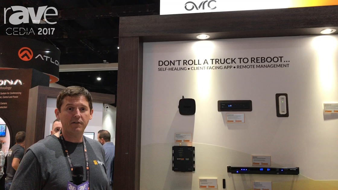 CEDIA 2017: Watt Box Highlight New Solutions of IP Based Products with OvrC on the SnapAV Booth