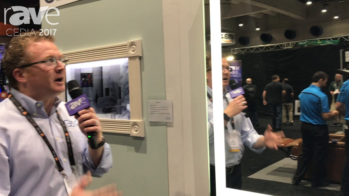 CEDIA 2017: Clear View Presents Their Illuminated Mirror Solution