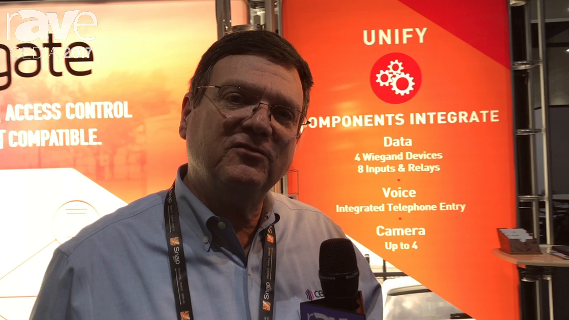CEDIA 2017: CellGate Discusses Web Portal for Their Security Solutions