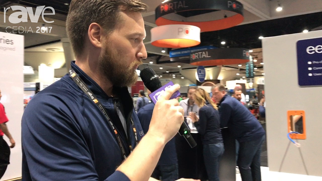 CEDIA 2017: eero Discusses the PoE+ Adapter and Mount