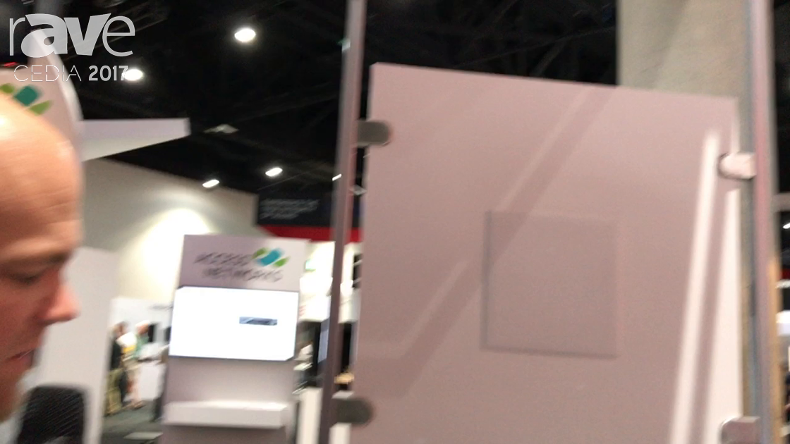 CEDIA 2017: Access Networks Shows Off ENC1 Access Point Enclosure