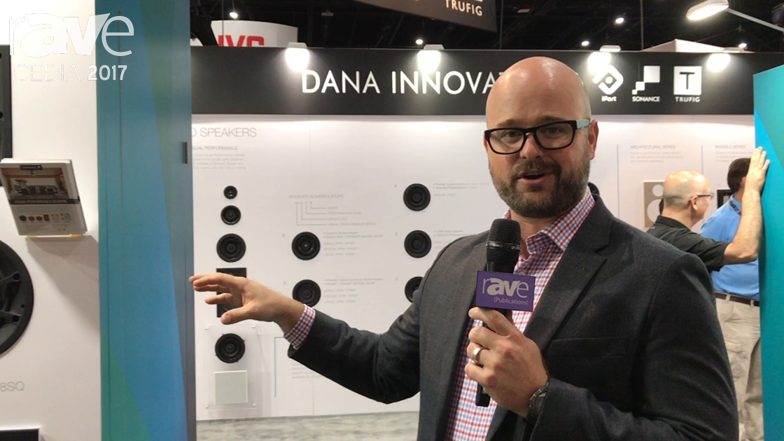 CEDIA 2017: Dana Innovations Displays VPXT8SQ VP Extreme Speaker