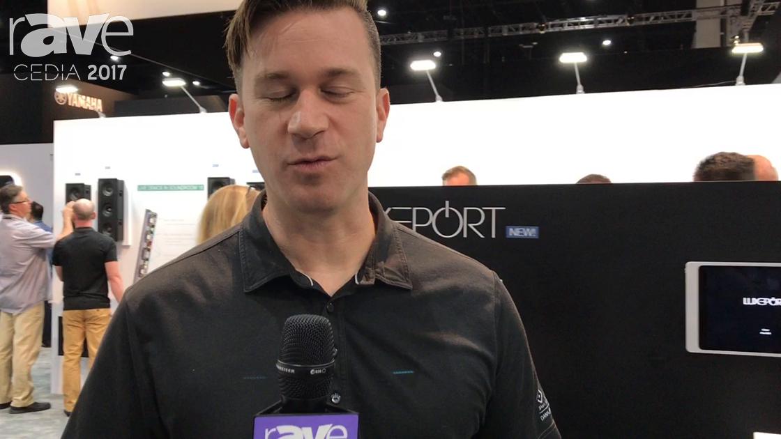 CEDIA 2017: Dana Innovations Intros LuxePort Charging Solution