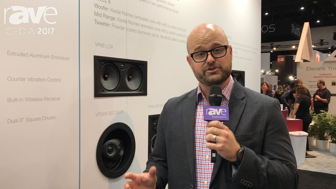 CEDIA 2017: Dana Innovations Launches D8 Subwoofer