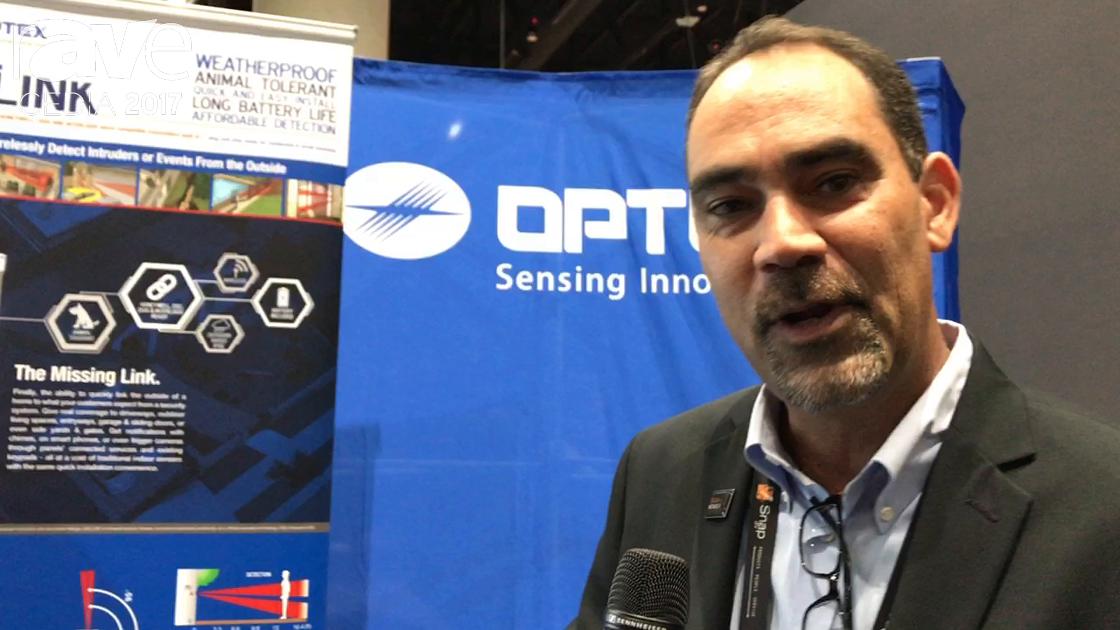 CEDIA 2017: Optex Exhibits RLS-2020S Redscan Short Range Laser Detector