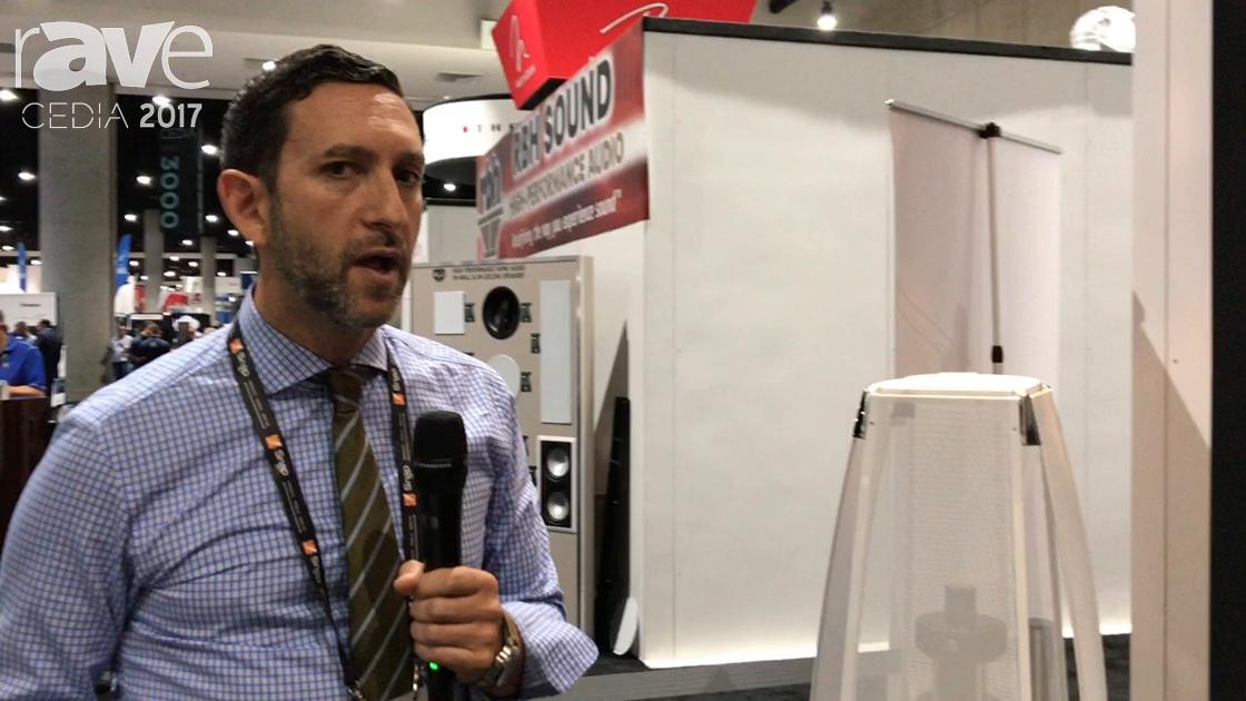 CEDIA 2017: MBL Features Radialstrahler Loudspeaker