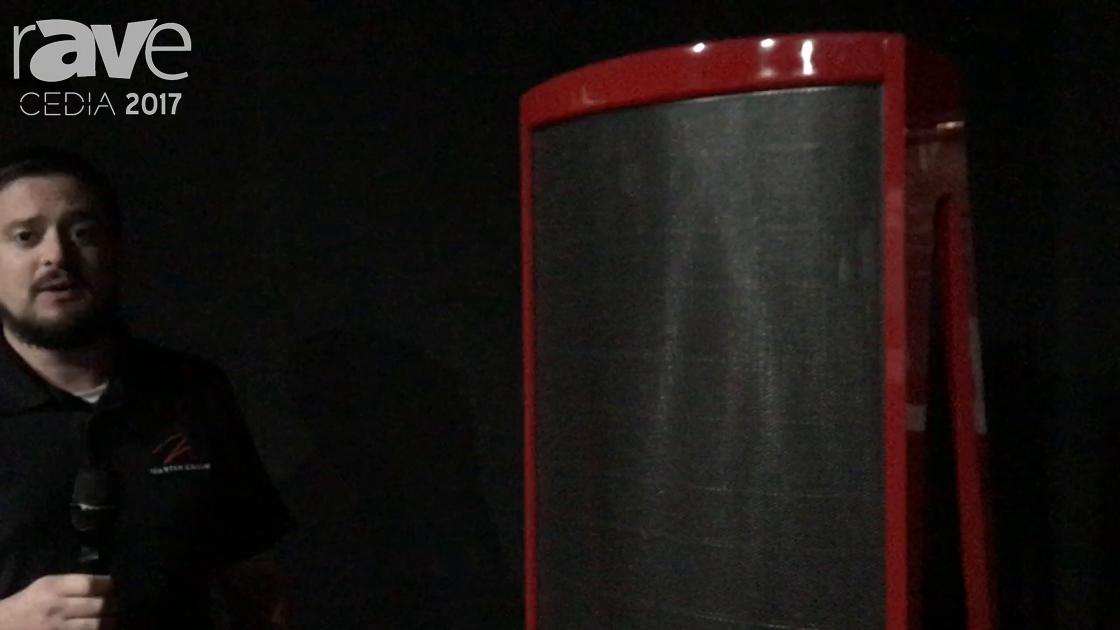 CEDIA 2017: Martin Logan Showcases Neolith Electrostatic Loudspeaker