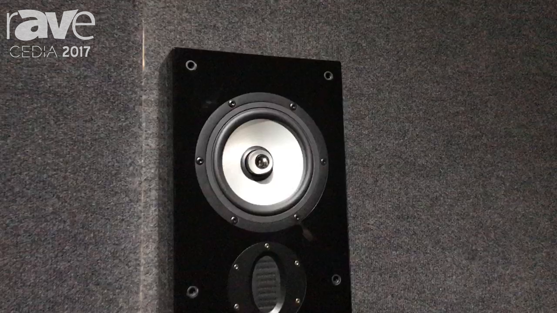 CEDIA 2017: RBH Sound Features Signature SV-661WR On-Wall Speaker