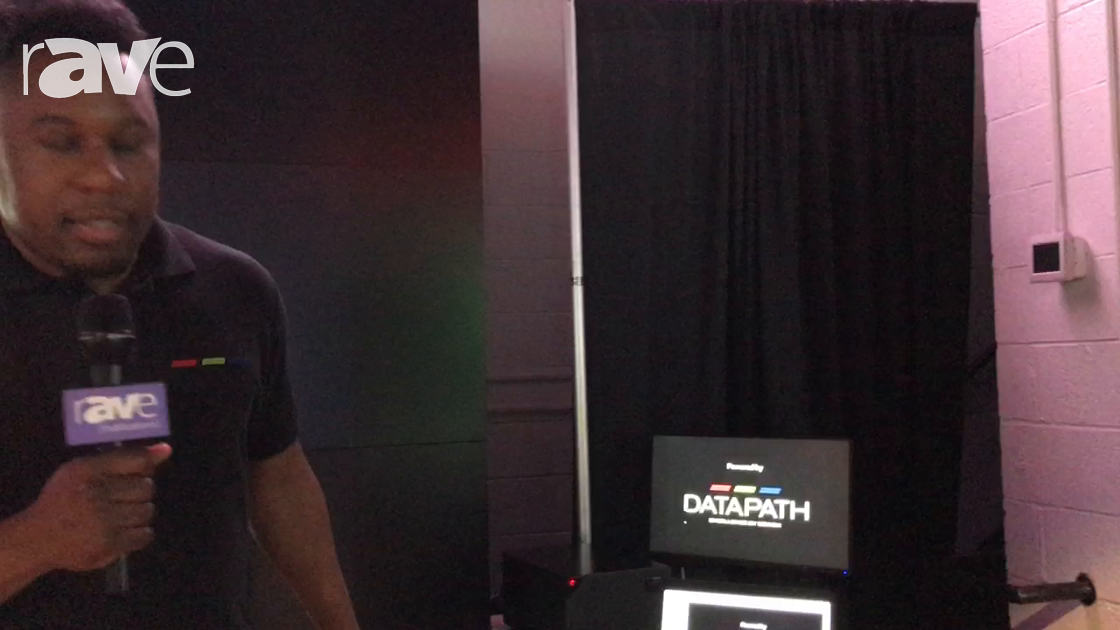 NYDSW 2017: Datapath Demos Wall Control 10 Server and VSN Micro 6OO