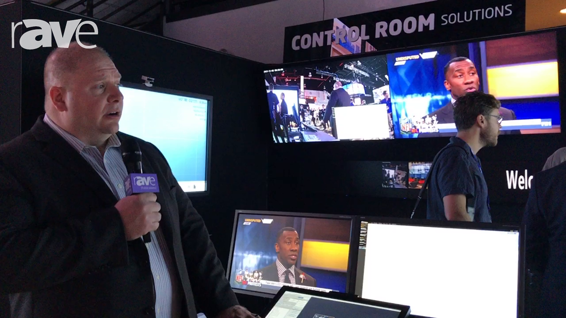 NYDSW 2017: NEC Display Showcases Different OPS Solutions for Hyperwall and Control Room Solutions