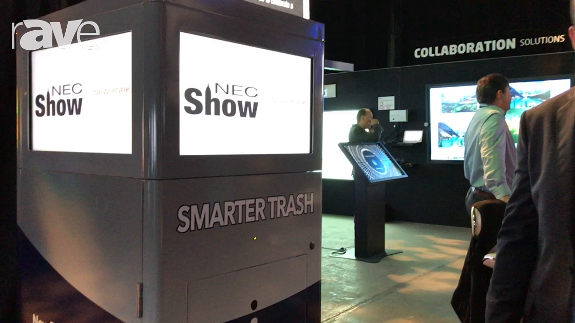 NYDSW 2017: Smarter Trash Features ImpactorDigital, a Digital Platform and Network for Venues