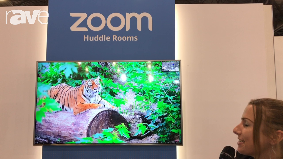 Educause 2017: Zoom Demos Zoom Huddle Rooms for Virtual Conferencing and Back-End Control