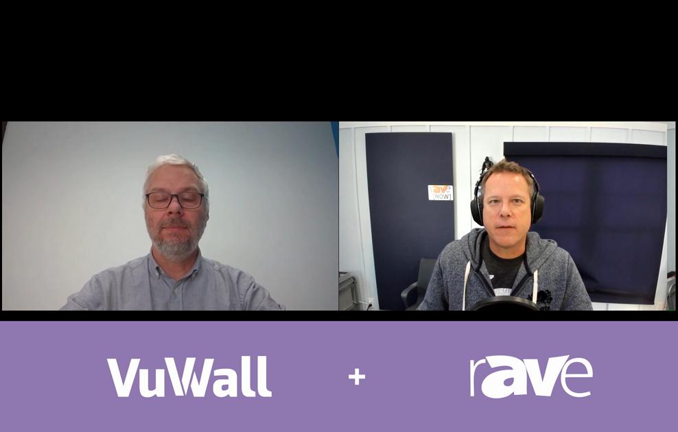 ISE 2018: A Video Demo of VuWall's Universal AV-over-IP Virtual Matrix Controller