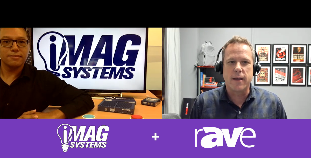 ISE 2018: iMAG Systems Heads to ISE with New iPress Button Solution for AV-over-IP