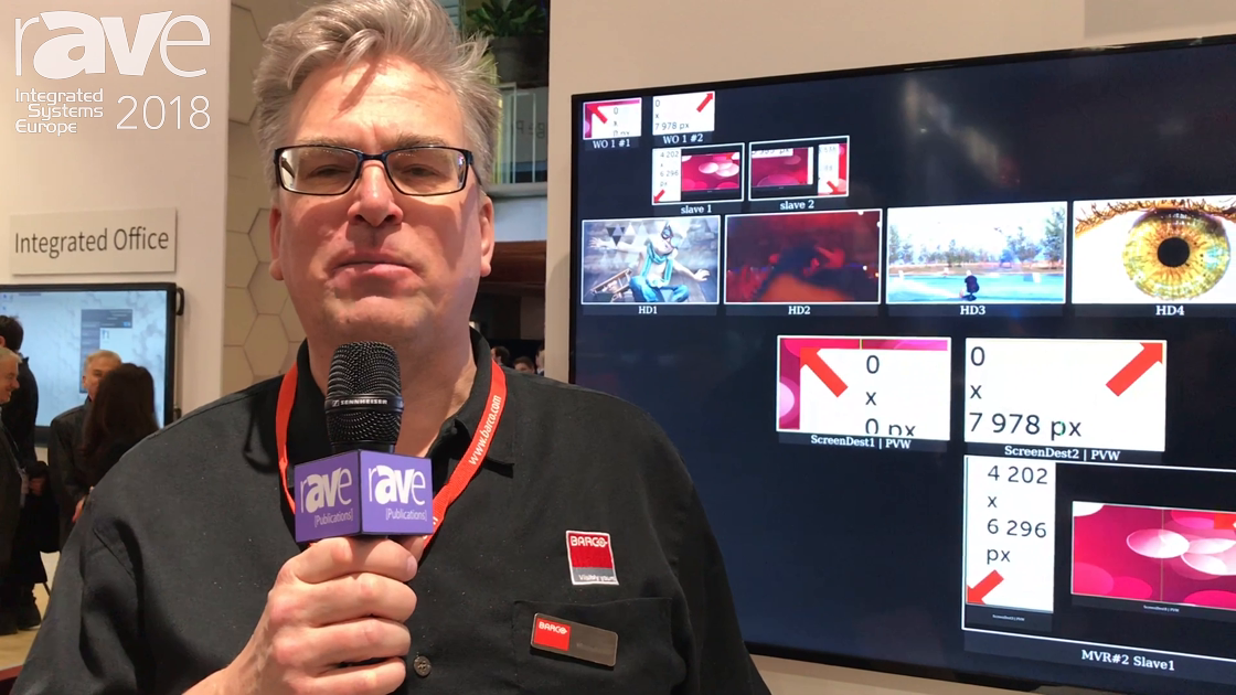 ISE 2018: Barco Talks Updates to Image Processing, Plus 5.1 Software Release for Event Master