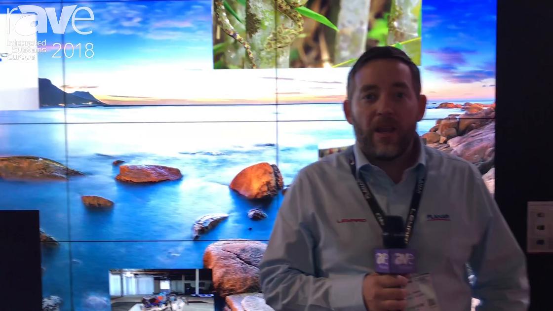 ISE 2018: Leyard Planar Intros the Clarity Matrix G3 Video Wall System