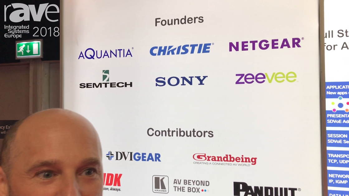 ISE 2018: Semtech Is a Founding Member of the SDVoE Alliance