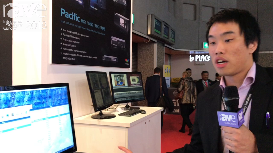 ISE 2018: Avitech Showcases Its OIP Ecosystem