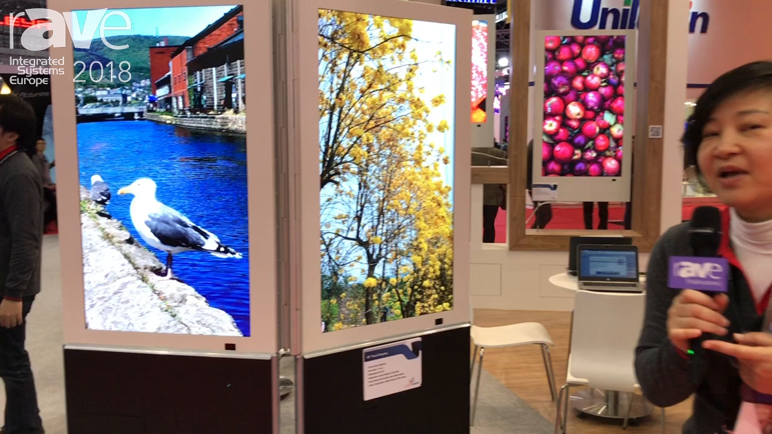 ISE 2018: ChampVision Introduces a 700-nit 40″ Dual Display Kit for Digital Signage