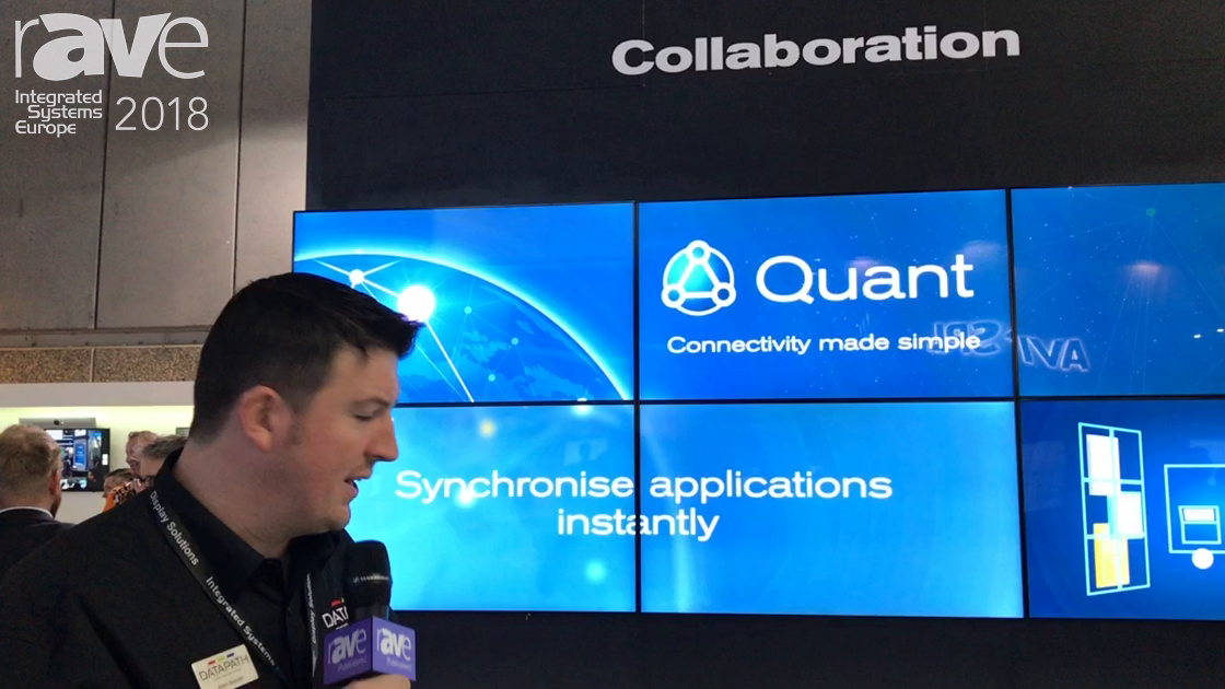 ISE 2018: Datapath Highlights Its Quant Collaboration Software