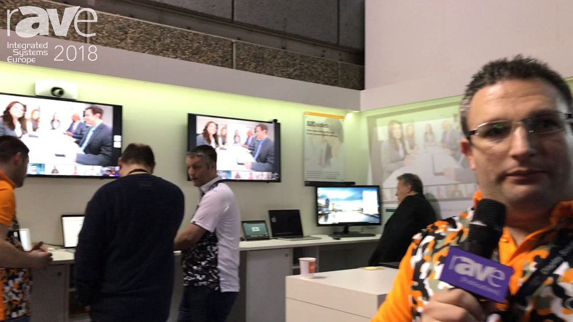 ISE 2018: Pexip Showcases the Pexip Infinity Platform For Videoconferencing