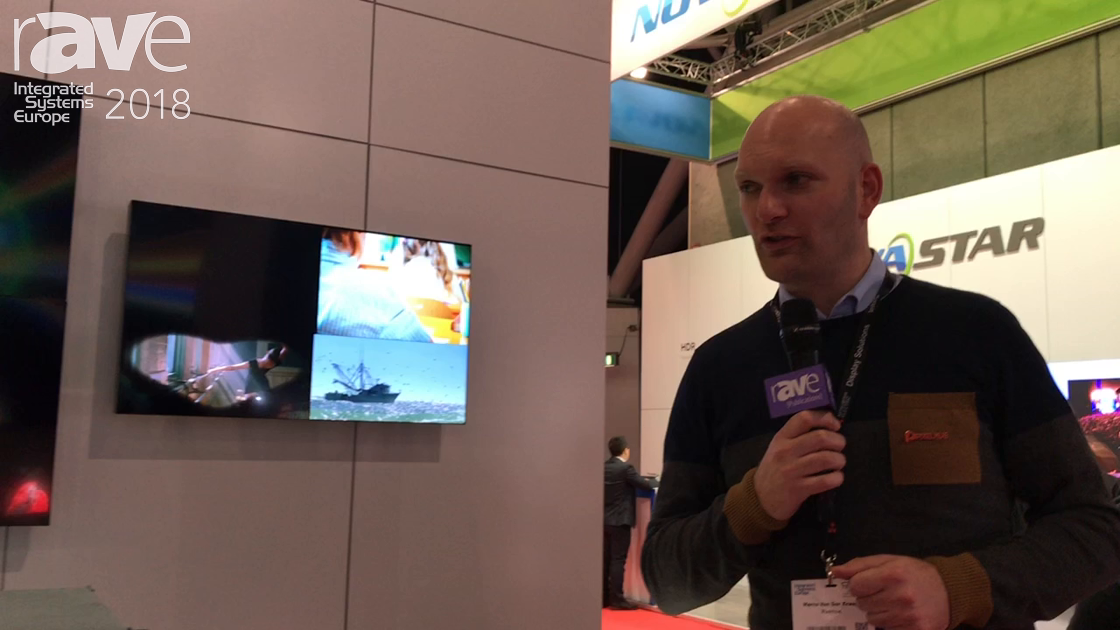 ISE 2018: Pixelhue Introduces Itself as a New Video Switching and Processing Company