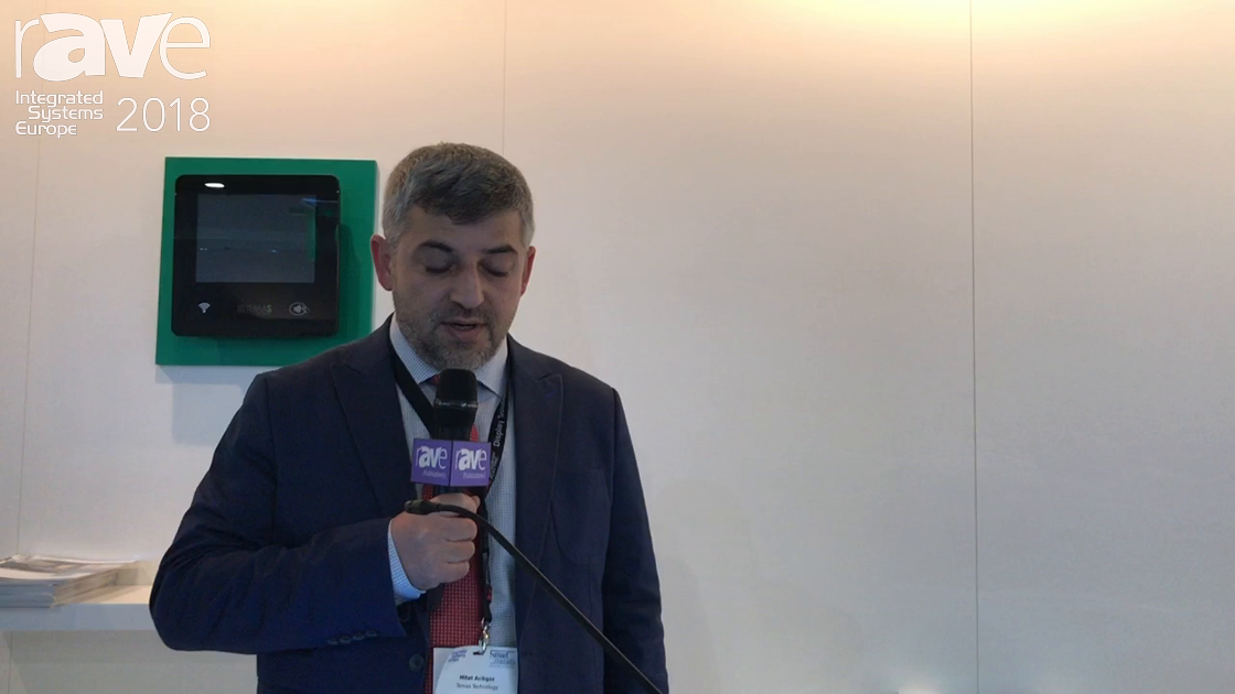 ISE 2018: TEMAS Technology Showcases Its New DL27M Digital Podium