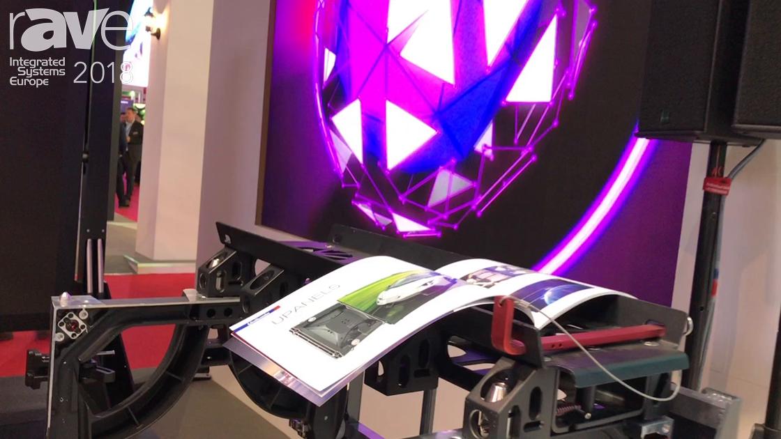 ISE 2018: Unilumin Group Talks About Its 1.2mm Pixel-Pitch UPANELS LEDs