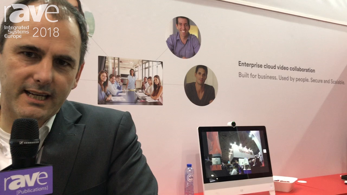 ISE 2018: Videxio Talks About Its Cloud Collaboration Suite of Products