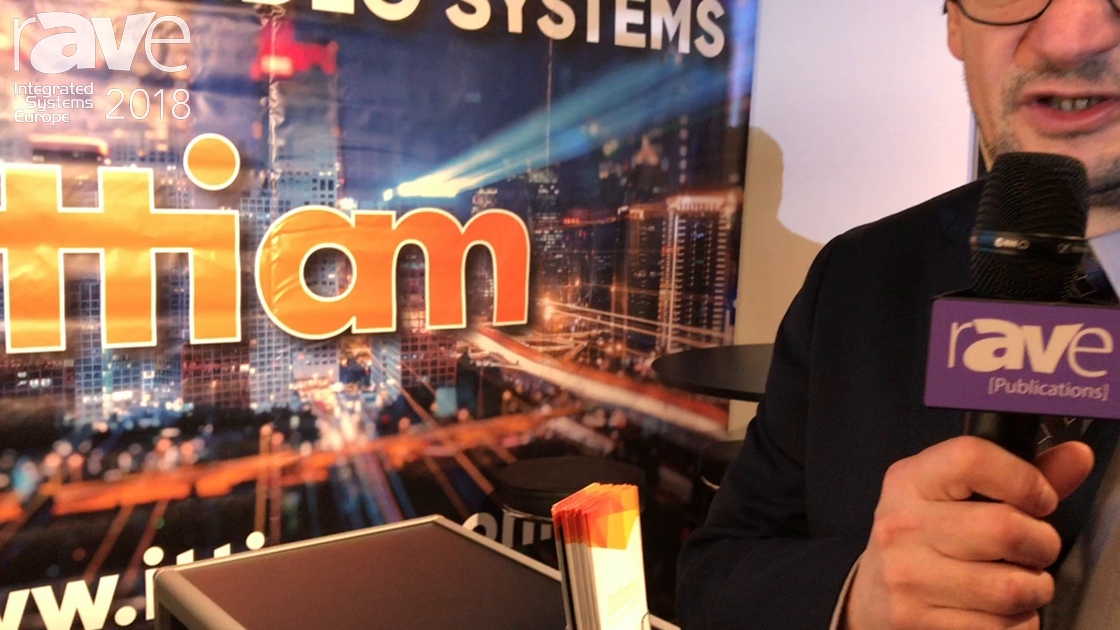 ISE 2018: Ittiam Systems Intros adroitVista SDK Video Intelligence System