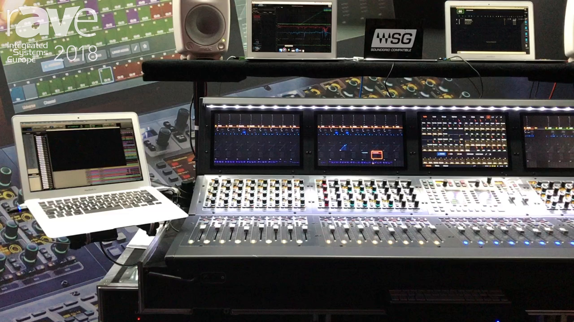 ISE 2018: Avid Shows VENUE S6L System with Wave Sound Integration