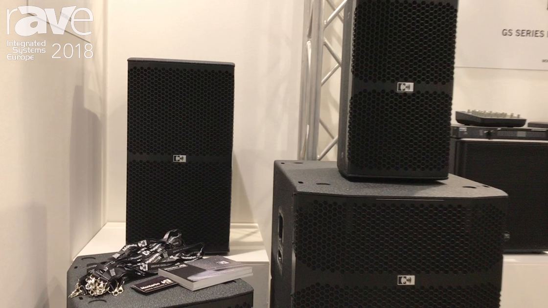 ISE 2018: Montarbo Showcases Wind Pro Speaker Series