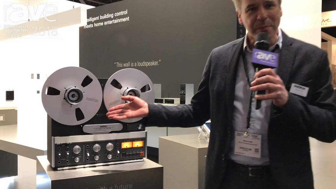 ISE 2018: Revox Shows Off Multiuser System for Music Solutions