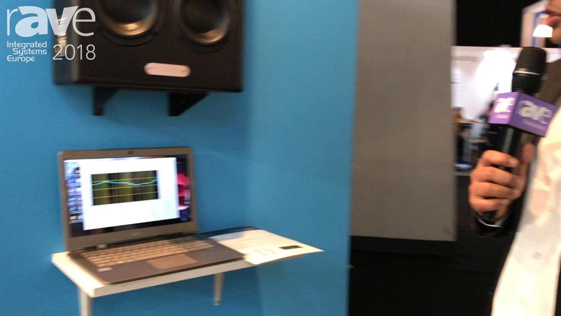 ISE 2018: Sonodyne Showcases DSP Range for Multiple Speakers