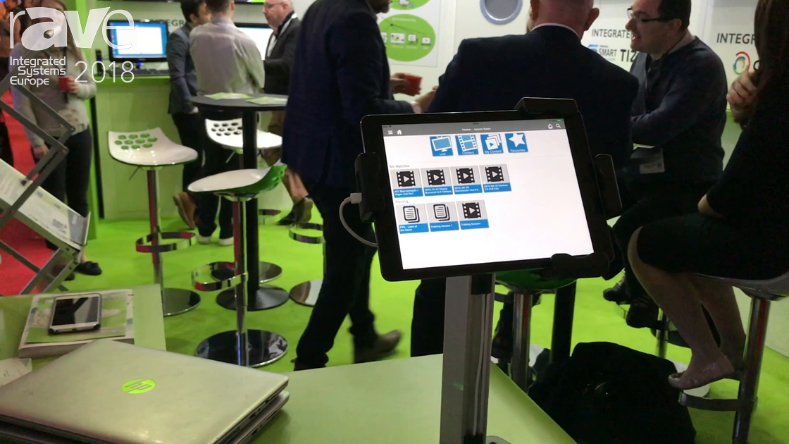 ISE 2018: Tripleplay Mobile Shows Off Its MMA Mobile Media Application and VP Media Video Player