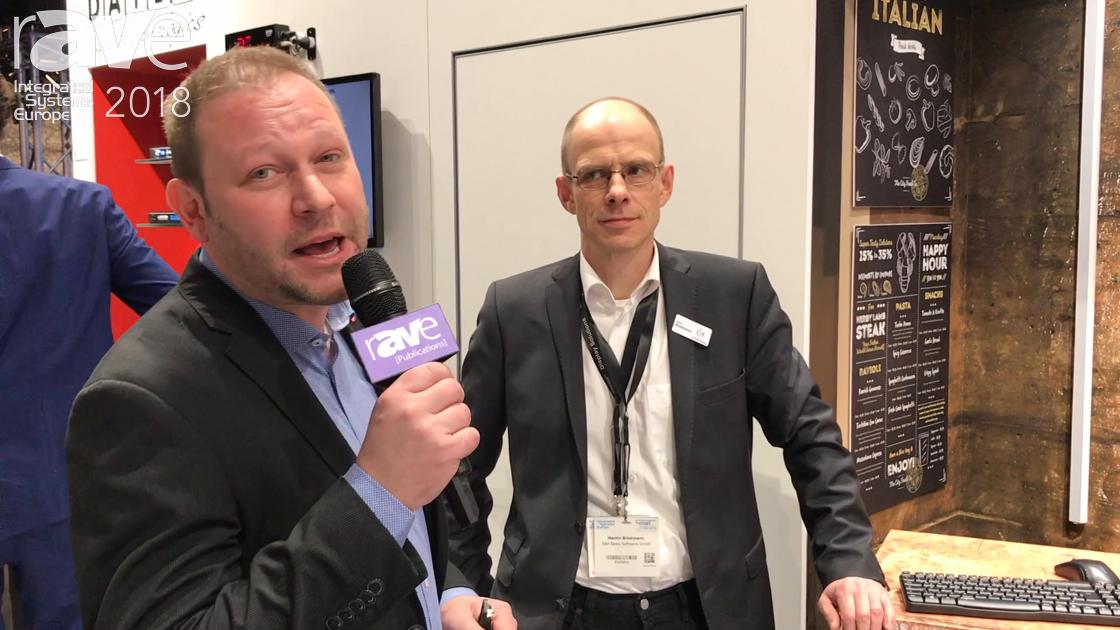 ISE 2018: MONACOR Features Partner Company EBH's Radio Software