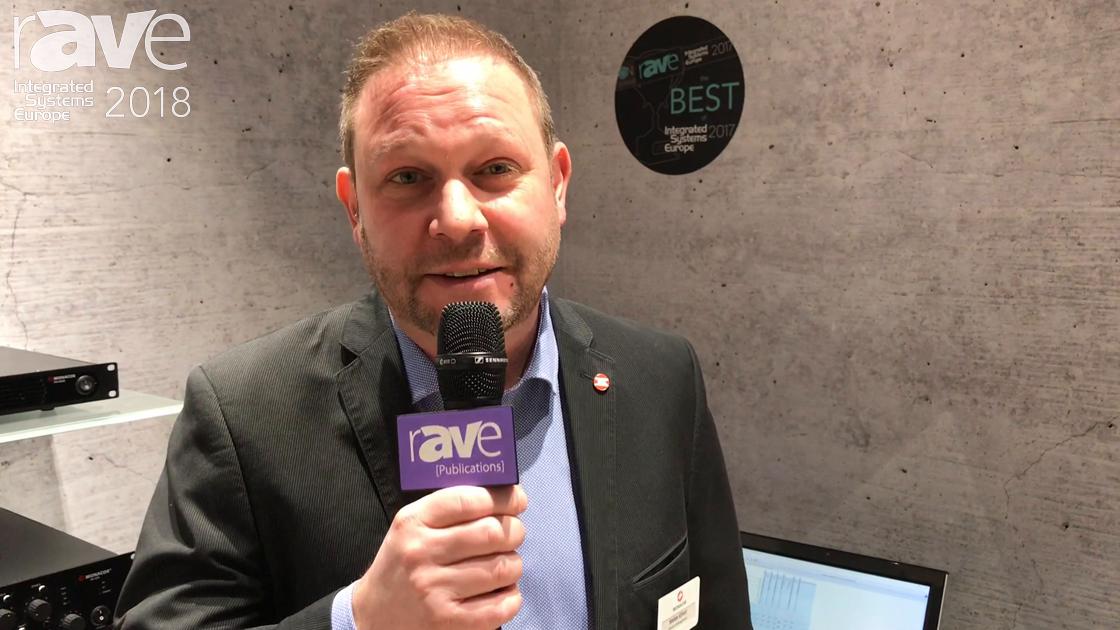 ISE 2018: MONACOR Features Award-Winning WALL-05DT Meeting Room Speaker